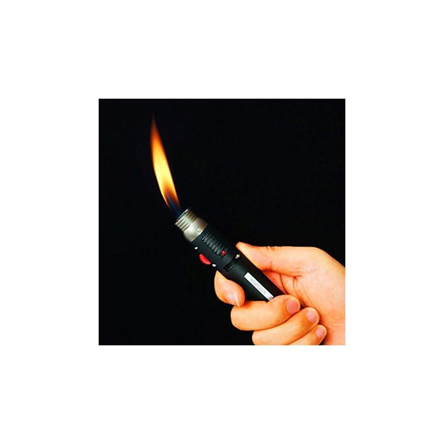QG Mini Jet Pencil Flame 503 Torch Butane Gas Fuel Welding Soldering Lighter
