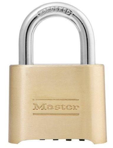 2 Pack Master Lock 175D 2