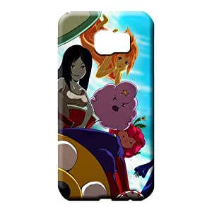 samsung galaxy S7 edge Attractive Scratch-proof New Fashion Cases cell phone carrying cases adventure time characters