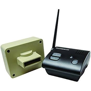 Amazon Com 188 Mile Long Range Wireless Driveway Alarm