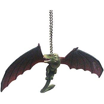 Kurt Adler Game of Thrones Dragon Ornament, 4.25-Inch