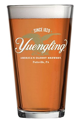Yuengling Brewery Eagle Since Glass product image