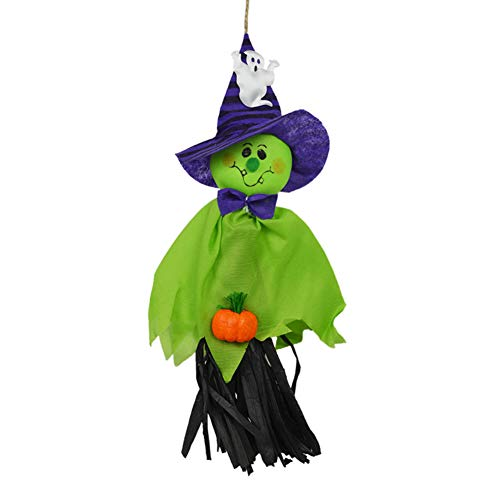 Halloween Decoration, Cute Ghost Hanging Hangtag Decoration, Kids Funny Joking Toys Props Halloween Party Supplies ()