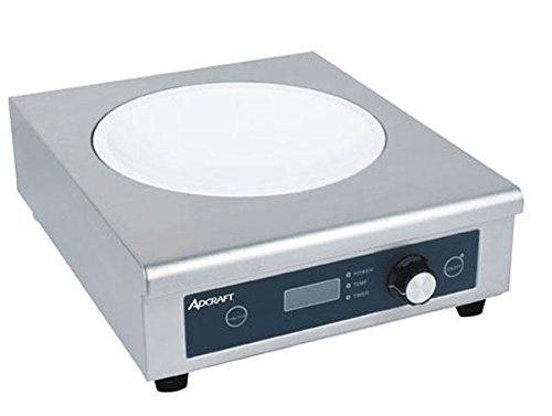 Admiral Craft IND-WOK208V Countertop Wok Induction Cooker, 208v