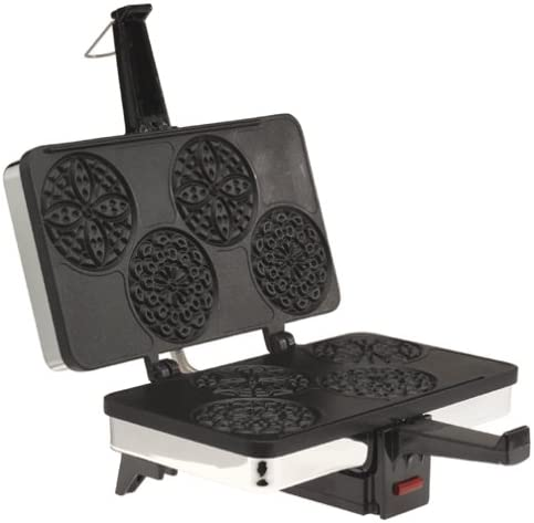 VillaWare V3850 Quattro Pizzelle Baker