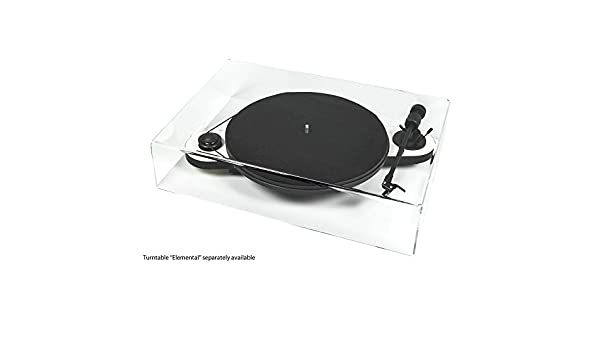 Pro-Ject - Tapa para Tocadiscos Cover it e: Amazon.es: Electrónica