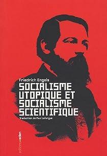 Socialisme utopique et socialisme scientifique par Engels