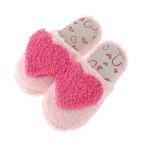 de BESTOYARD coton coeur L'amour int pantoufles wqfntA08an