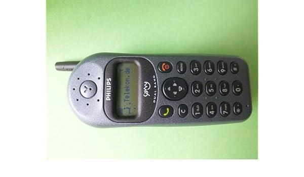 Philips SAVVY DB Teléfono rarität Teléfono Kult Nuevo New: Amazon.es: Electrónica
