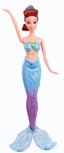 Disney Princess Swimming Mermaid Ariel's Sister Aquata Doll