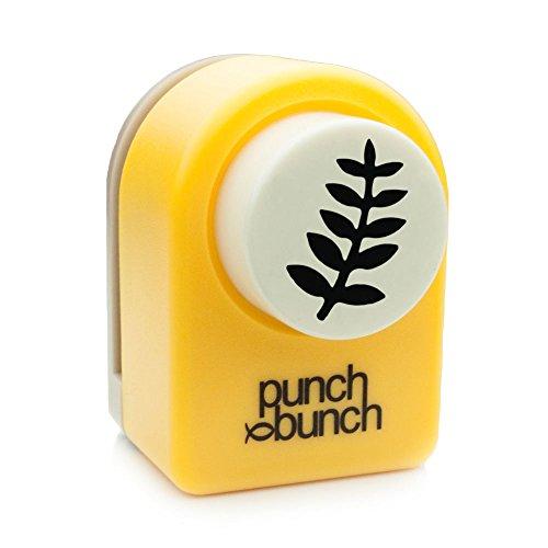 - Punch Bunch Medium Punch-Rock Fern, 1-Inch