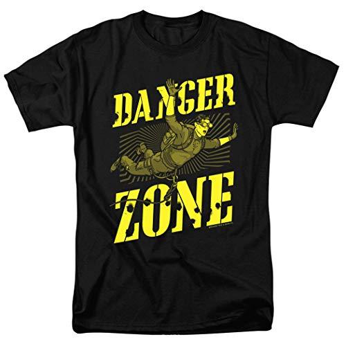 Popfunk Archer Danger Zone T Shirt (XXX-Large)