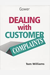 Dealing With Customer Complaints Hardcover