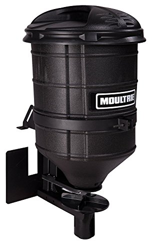 Moultrie ATV Food Plot Spreader - Electronic Feed Gate ()