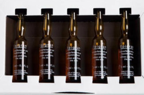 Dr. Grandel Epigran 3 Ml - 24 Pack Ampoules Pro Size - Smoothing Effect, Stimulating and Firming