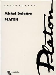 Platon par Michel Delattre