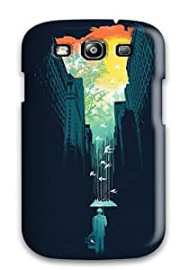 Awesome Case Cover/galaxy S3 Defender Case Cover(minimalist Art )