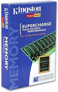(Kingston ValueRam 256MB 333MHz DDR Non-ECC CL2.5 DIMM Retail Packaging)