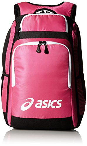 ASICS Edge Backpack, Pink Glow, One Size