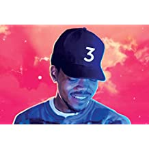 """Chance The Rapper - Coloring Book - Poster """"36 x 24"""""""