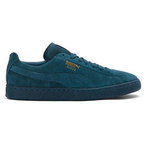 Puma Suede Classic heló la zapatilla de deporte Blue