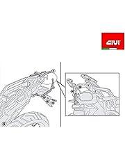 Específica Trasero Accesorio para Honda crf1000l Doble de África (18) -sr1162
