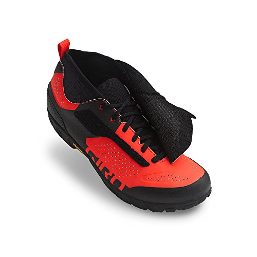 Giro Terraduro Mid MTB Shoes Vermillion/Black 42