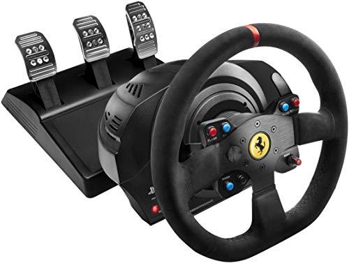 Thrustmaster T300 Ferrari Integral RW Alcantara Edition - Playstation Steering Com Wheel