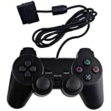 PS2 Wired Controller, Double Shock Dual Vibration