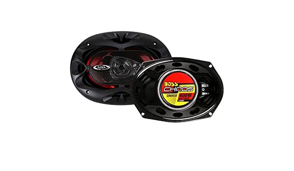 Amazon.com: Bocinas Para Carro Boss Audio CH6930 6
