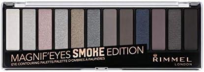 Rimmel London Magnifeyes Palette Smokey Edition Paleta de Sombras Tono 3 - 14.16 gr: Amazon.es