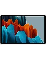 Samsung Galaxy Tab S7, Android Tablet Met Pen, WiFi, 3 Camera's, Grote 8.000 mAh Batterij, 11,0 inch LTPS-Display, 128 GB/6 GB RAM, Tablet In Zwart