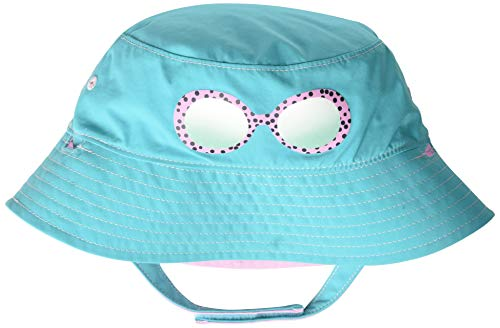 - Columbia Kids & Baby Endless Explorer Reversible Bucket Hat, Small/Medium, Geyser