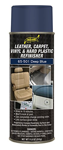 SM Arnold (65-501) Leather, Carpet, Vinyl & Hard Plastic Refinisher, Deep Blue - 11 oz. (Einszett Plastic Deep Cleaner compare prices)