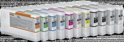 Epson 277-7703B Ultrachrome HD Ink Cart 200ml (Vivid Magenta)