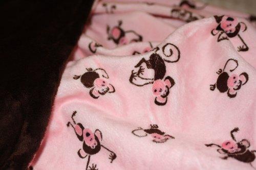 Pink Monkey Print - 3