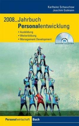Jahrbuch Personalentwicklung 2008, by unknown