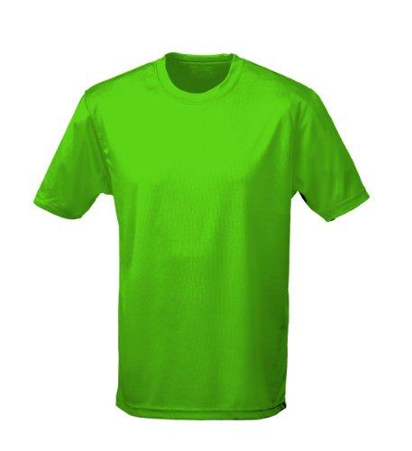 Just Cool - Performance T-Shirt, atmungsaktiv XL,Lime