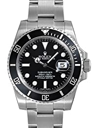 Submariner Date Black Dial Ceramic Bezel Mens Watch 116610LN
