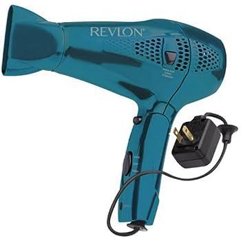 Amazon Com Revlon 1875w Rectractable Cord Fold Amp Go Hair