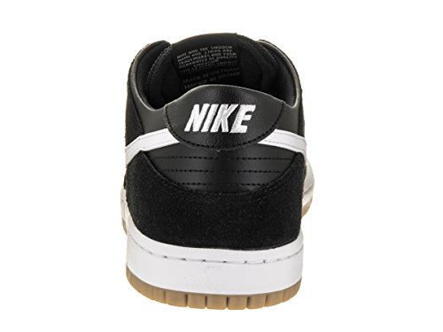 Nike , Herren Skateboardschuhe schwarz BLACK/WHITE GUM LIGHT BROWN