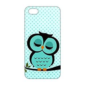 Cool-benz Lovely little owl 3D Phone Case for iPhone 5s