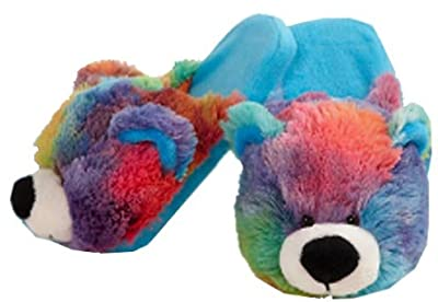 My Pillow Pets Peaceful Bear Slippers