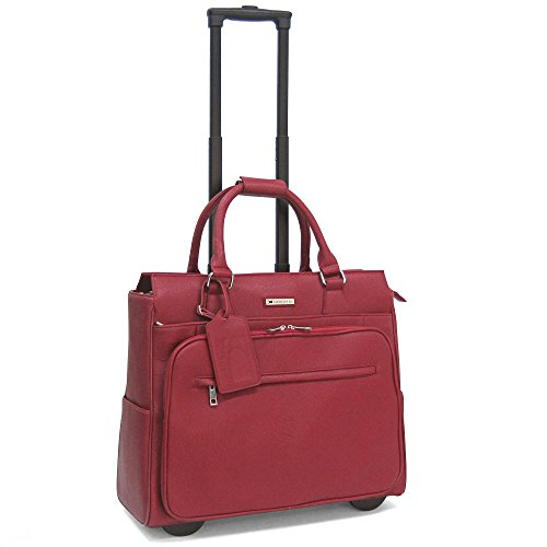 cabrelli-piper-pebble-15-laptop-rollerbrief-red