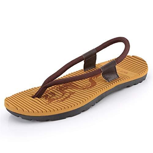 Colore 2 Uomo spiaggia Rosso Sandali Uomo Leggeri Sandali EU Wagsiyi Leggeri Da E 38 Nero Dimensione Leggeri pantofole Scarpe E Da da 3 pHqPA4Z