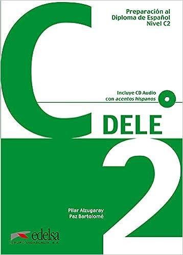 Preparación Al Dele C2 Libro Del Alumno Cd Audio Ed