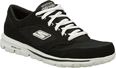 online store aaa2b c5364 Image Unavailable. Image not available for. Colour  Skechers Women s GOwalk  Baby ...