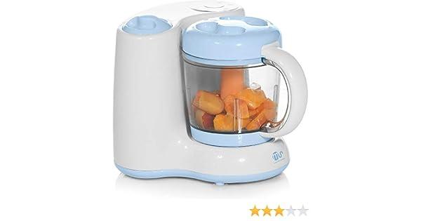 Innovaciones MS Procesador de alimentos para bebés: Amazon.es: Bebé