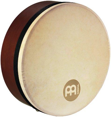 Meinl Percussion FD12BE 12-Inch Goat Skin Bendir, African brown ()