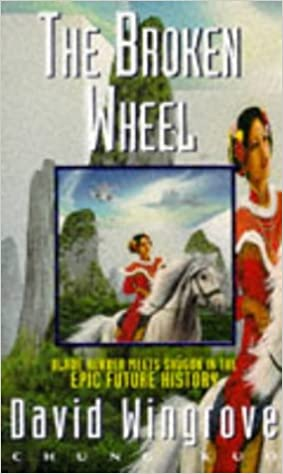 Joomla free ebooks download The Broken Wheel  Book 2 Chung Kuo by David Wingrove PDF 0450551393